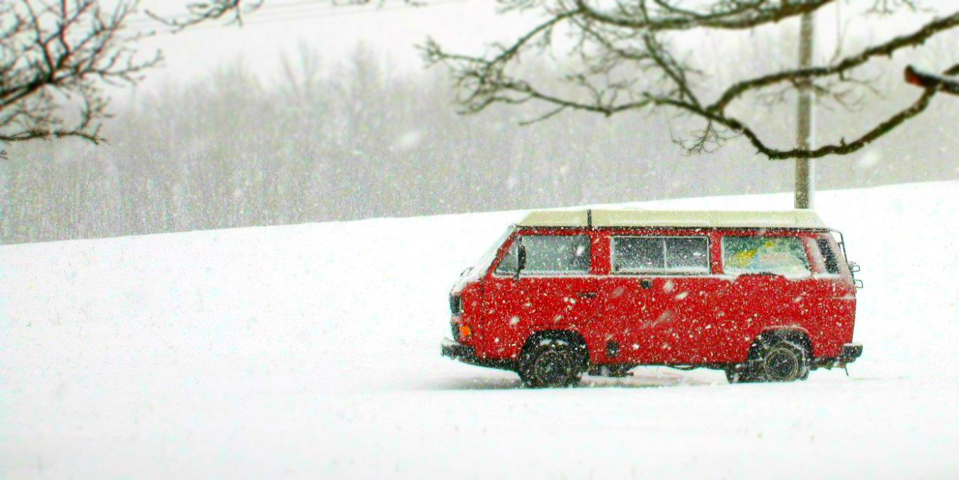 Living in a van in winter: The ultimate guide - Livin4wheel